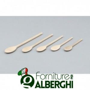 Set 5 cucchiai in legno di...