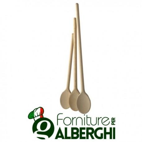 Set 3 cucchiai in legno di faggio Oglina Mestolame