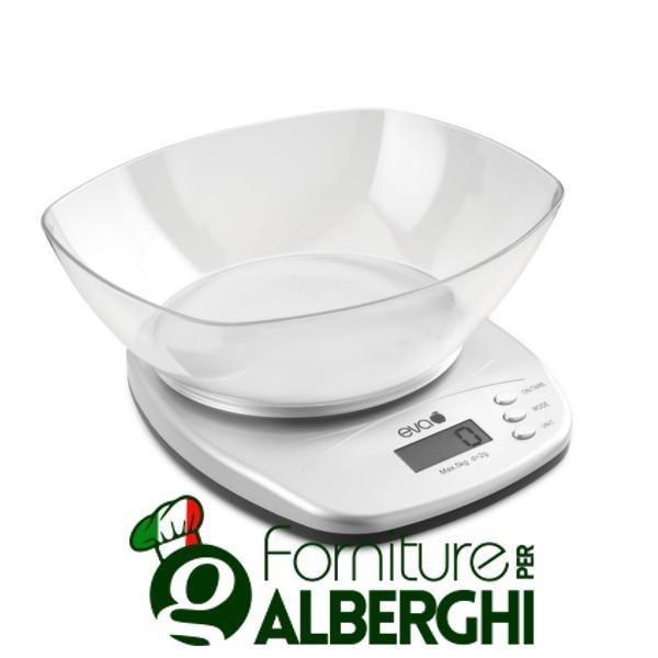 Bilancia Da Cucina Digitale 5 Kg