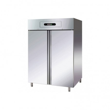 Armadio refrigerato 1400 Lt. TN Temperatura Positiva -2°/+8°C. Acciaio inox