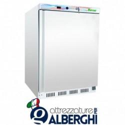 Armadio frigo refrigerato 200 Lt. in lamiera verniciata bianca. Temp. +2°/+8°C