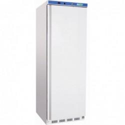 Armadio frigo refrigerato 400 Lt. in lamiera verniciata bianca. Temp. +2°/+8°C