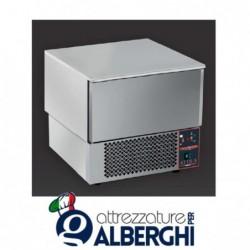 Abbattitore surgelatore di temperatura 3 teglie GN 1/1