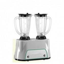 Frullatore professionale Blenders – 2 Bicchieri Lt. 1,5 + 1,5 in policarbonato