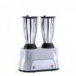 Frullatore professionale Blenders – 2 Bicchieri Lt. 1,5 + 1,5 in acciaio inox