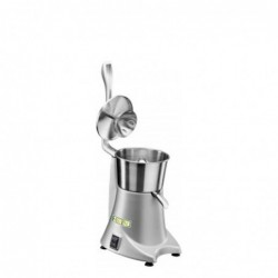 Spremiagrumi elettrico alluminio e acciaio inox