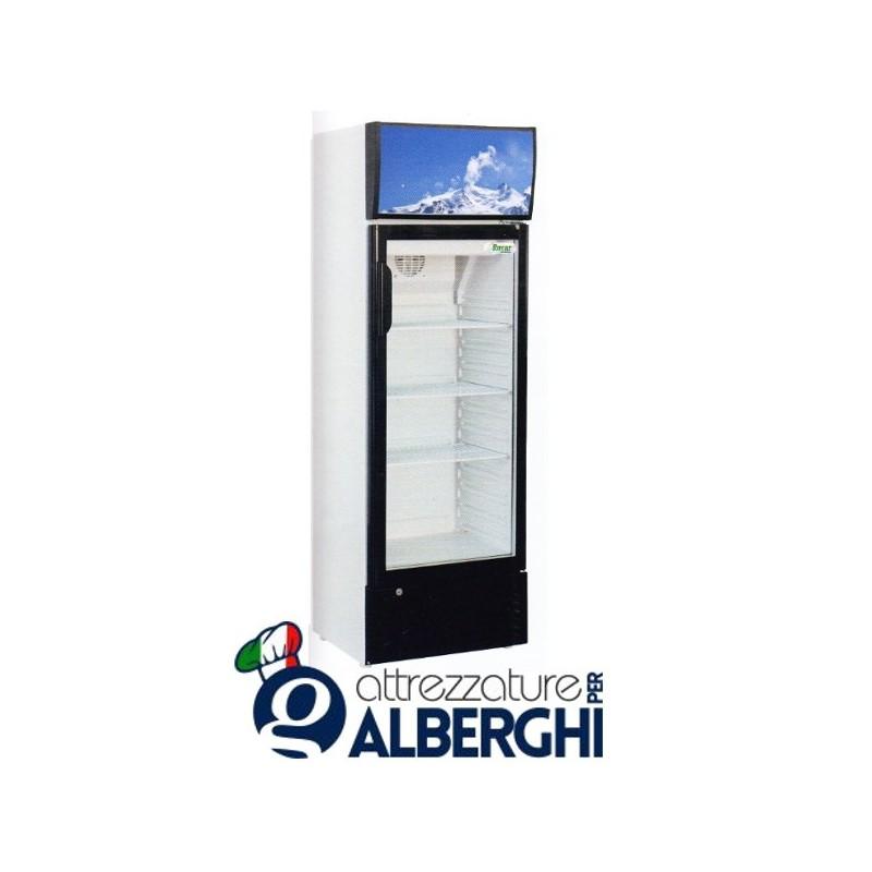 Frigo vetrina a colonna 171 Lt. – Armadio refrigerato