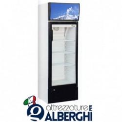 Frigo vetrina a colonna 250  Lt. – Armadio refrigerato