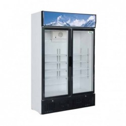 Frigo vetrina a colonna 640  Lt. – Refrigerazione statica
