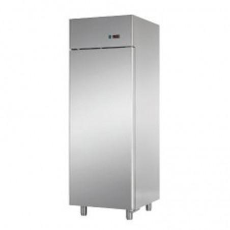 Armadio refrigerato congelatore per Pasticceria Lt. 700. Refrig. ventilata -10°/-22°C