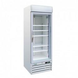 Armadio congelatore con porta a vetro – 600 Lt.  •  Temp. -18°/-22°C. Pasticceria