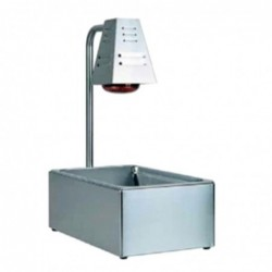 Contenitore GN per mantenimento cibo e condimento – 250 Watt
