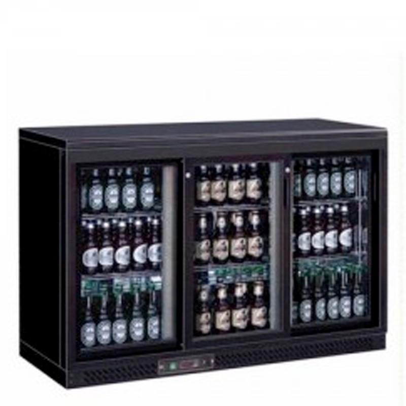 Espositore Bibite refrigerato orizzontale – Capacità Lt. 335 – Refrigerazione ventilata