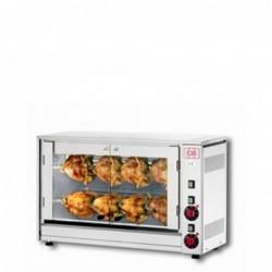 Girarrosto elettrico 8 polli