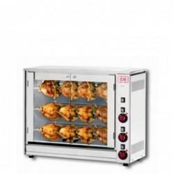 Girarrosto elettrico 12 polli