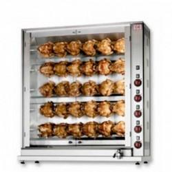 Girarrosto elettrico 30 polli