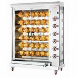 Girarrosto elettrico 36 polli