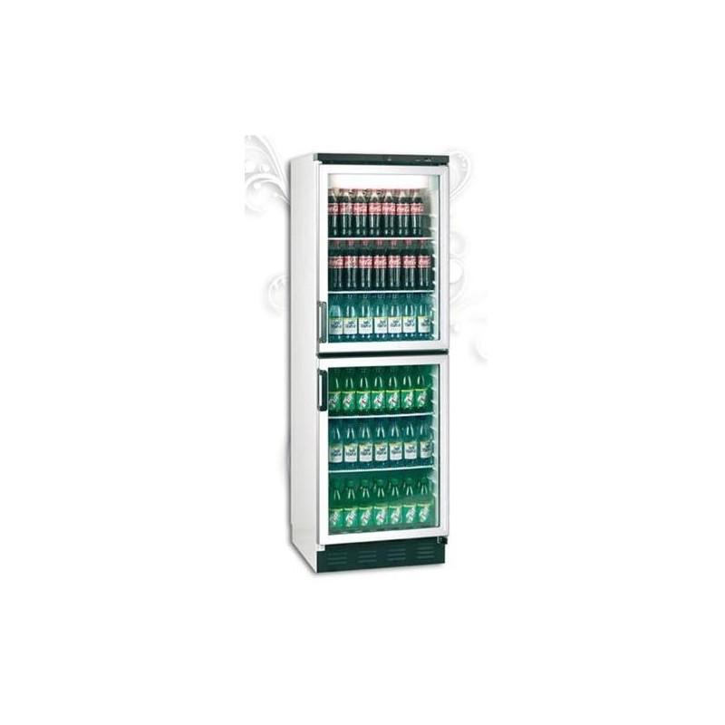 Armadio refrigerato per bibite – Lt. 347 – Doppia porta in vetro