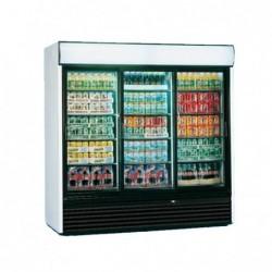 Armadio refrigerato per bibite – Lt. 2.040 – a 3 porte – Temp. +3°C