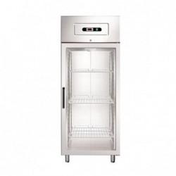 Armadio refrigerato 700 Lt. TN Temperatura Positiva 0°/+8°C – PORTA VETRO
