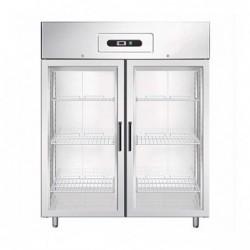 Armadio refrigerato 1200 Lt. TN Temperatura Positiva 0°/+8°C – PORTA VETRO