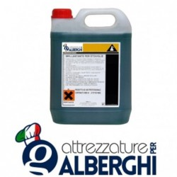 Detersivo Detergente Brillantante per lavastoviglie – Taniche da 5 Kg.  • € 2,08 al Kg. •