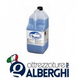 Detersivo Detergente Disincrostante per lavastoviglie – Taniche da 6 Kg.  • € 2,72 al Kg. •