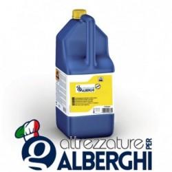 Detersivo Detergente per lavaggio manuale stoviglie – Taniche da 5 Kg.  • € 1,36 al Kg. •