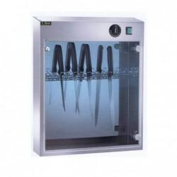 Sterilizzatore per coltelli – capacità 14 coltelli