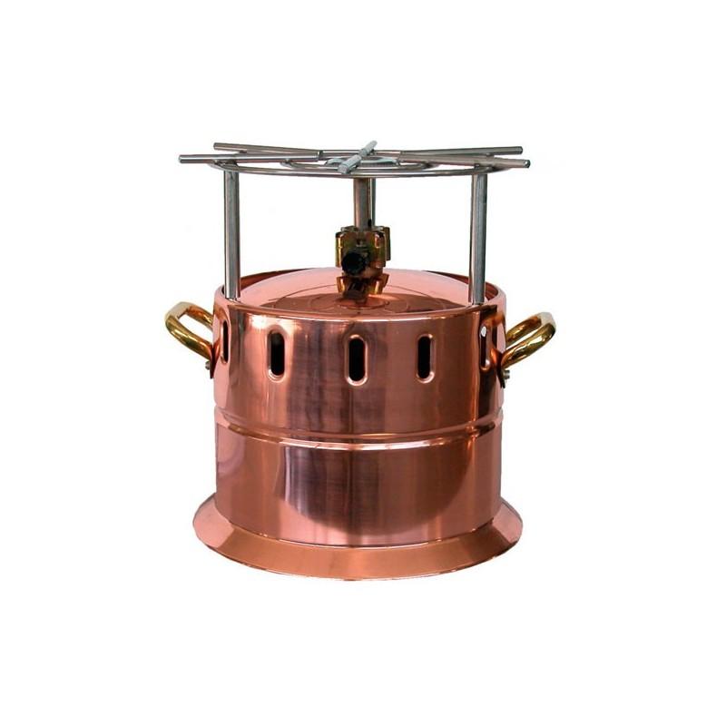 Fornello flambè a gas – in RAME
