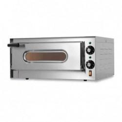 Forno pizza pizzeria elettrico camera singola cm. 41x36x11h.  –  1,6 Kw.