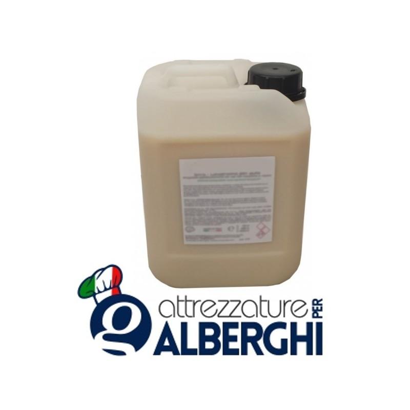 Detersivo Detergente alcalino per macchine da caffè – Tanica da 1 Kg.  • € 3.15 al Kg. •