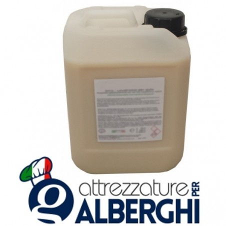 Detersivo Detergente alcalino per macchine da caffè - Tanica da 1 Kg.  • € 3.15 al Kg. • professionale