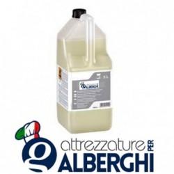 Detersivo Detergente Sanitizzante  – Tanica da 10 Kg.  • € 4.93 al Kg. •