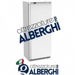 Armadio frigo refrigerato 700 Lt. in lamiera verniciata bianca. Temp. +2°/+8°C