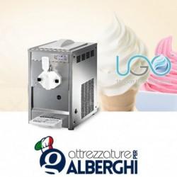 Erogatore di gelato soft serve creme fredde  U-Go a Pompa 7+2.3 lt
