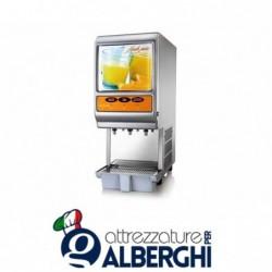 Erogatore distributore di bevande fredde succhi Fresh Juice 3 gusti