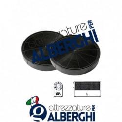 Filtro filtri a carbone per cappa e motore