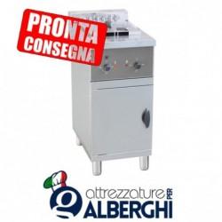 Friggitrice elettrica da banco 400x700x950h mm