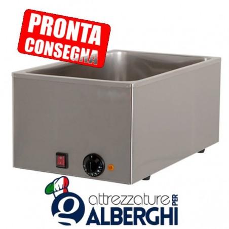 Bagnomaria GN1/1 in acciaio inox 340x540x300h mm