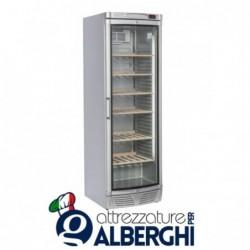 Vetrina refrigerata – Cantina vino free standing capacità 65 bottiglie, temperatura +7+18°C, Dimensioni 595x640x1840h mm