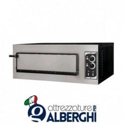 Forno elettrico meccanico per pizzeria – pizza ø32 cm – dimensioni esterne 91.5x69x35.7 cm