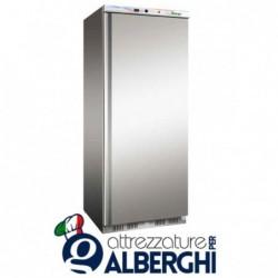 Armadio refrigerato statico in Acciaio Inox Temperatura +2/+8°C Dim. 777x725x1720 mm