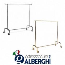 Carrello stender porta abiti metalcarrelli