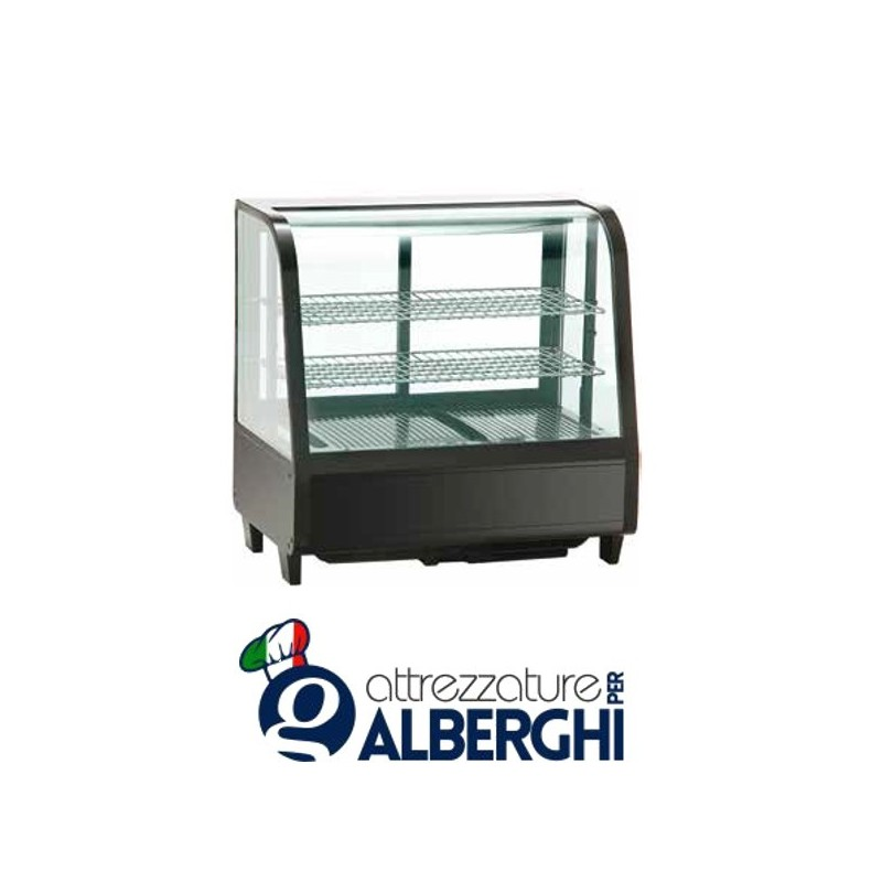 Espositore refrigerato da banco Temperatura +2/+12°C