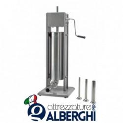 Insaccatrice verticale verniciata 7 litri