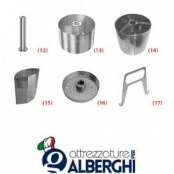 Kit multifunzione per cottura per RIBOT 10/18/30 TELME gelato gelateria