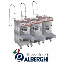 Macchina multifunzione professionale per gelato gelateria RIBOT 18 TELME