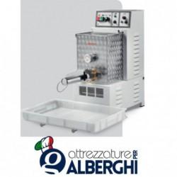 Macchina per pasta fresca con manicotto raffreddato ad H2O, coltello e ventilatore (senza trafile) Pastificio Pizzeria Pasticcer