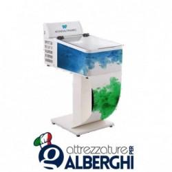Espositore da banco negativo per gelato gelateria dimensioni 490 x 790 x 345 mm